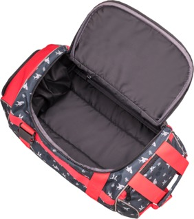 Spacious inner compartments