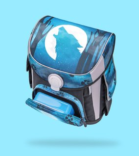 Thermo pocket for lunch box